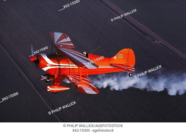 Pitts Special aerobatic biplane