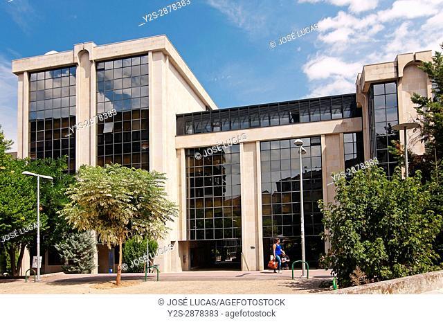 University School, Faculty of Science and Computer Engineering, Orense, Region of Galicia, Spain, Europe