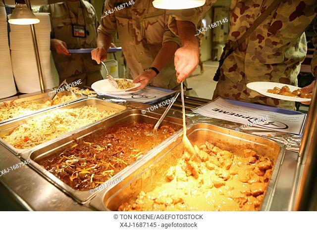 Dutch troops in Afghanistan Uruzgan