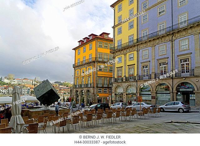 Praça Ribeira, Fonte do Cubo
