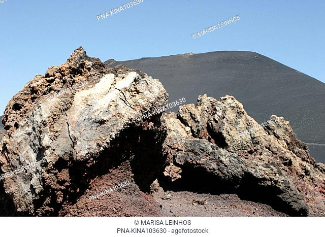San Antonio volcano, Fuencaliente, La Palma, Canary Islands, Spain, Europe