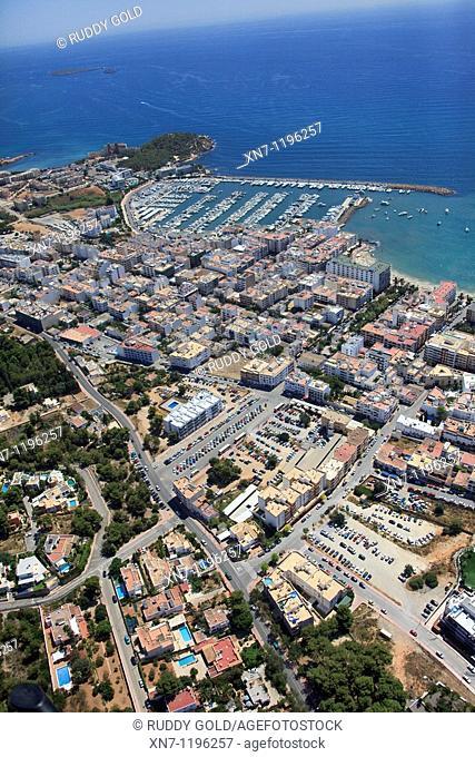 Santa Eularia del Riu, Ibiza, Balearic Islands, Spain