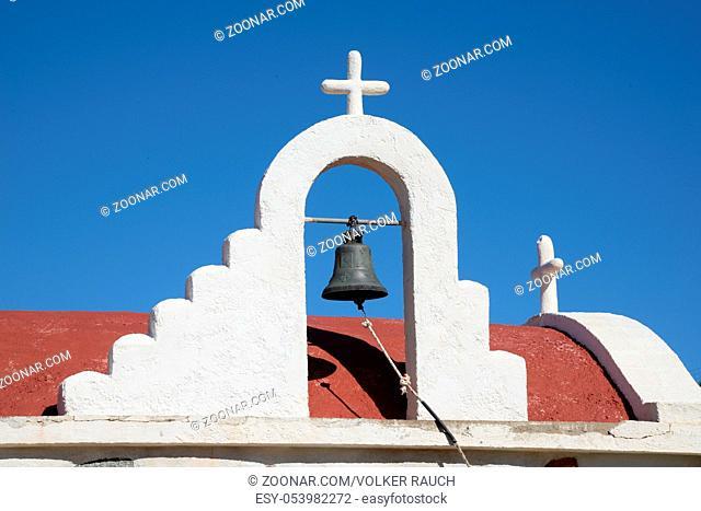 Kapelle, kirche, Kreta, kirche, griechenland, religion, architektur, glocke, glockenturm, kreuz, architektur, griechisch-orthodox