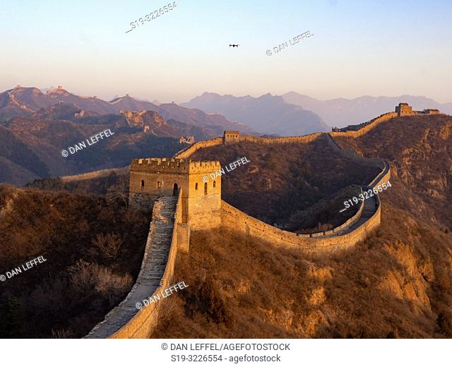 China Great Wall Jinshanling