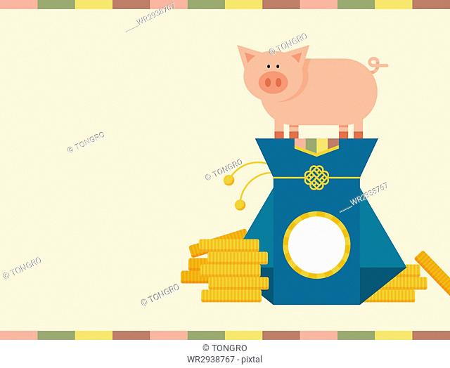 Chinese zodiac, pig