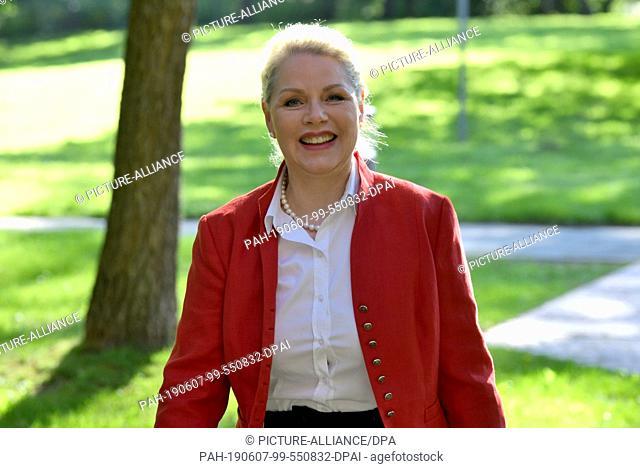 Doris von sayn-wittgenstein name