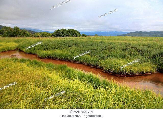 Opala river, Kamchatka Peninsula, Russia