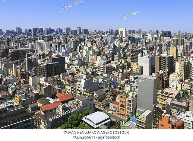 Tokyo Skyline, Japan