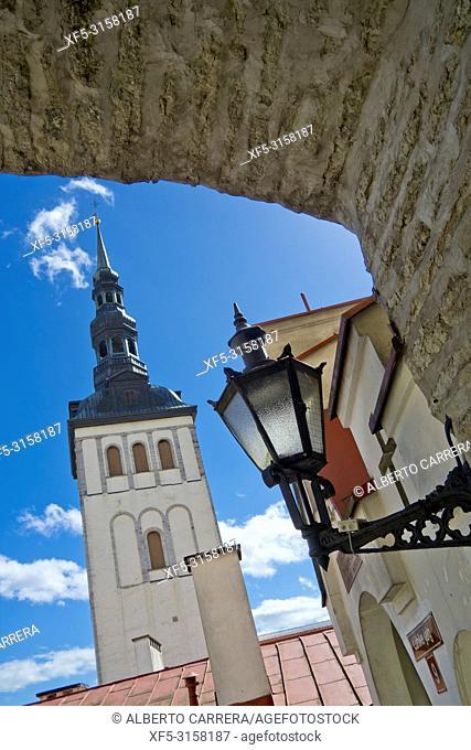 Saint Nicholas'Church, Niguliste Church, Old Town, Tallinn, Estonia, Europe