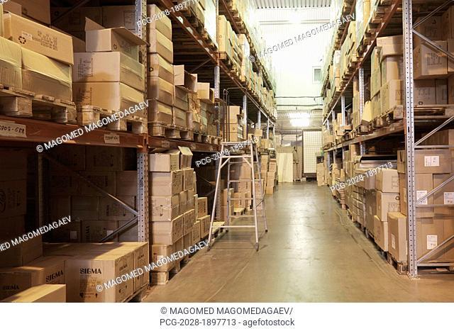 Warehouse Stepladder