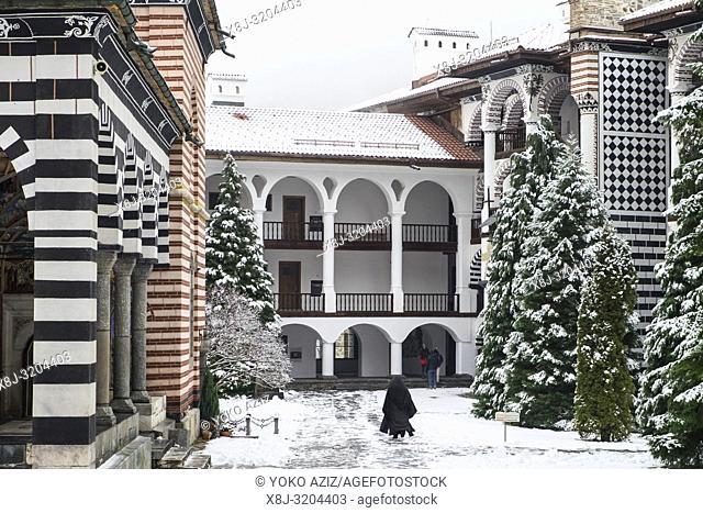 Bulgaria, Rila Monastery