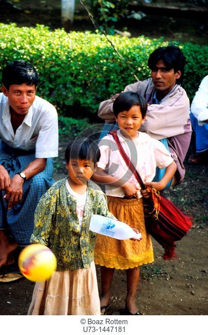 Cute Assamese girls