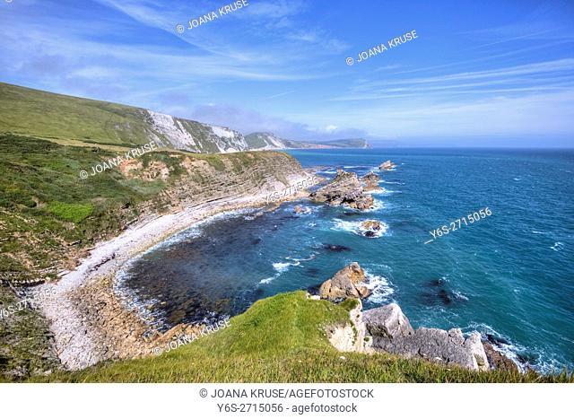 Mupe Bay, Dorset, England, United Kingdom