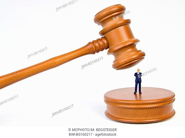 symbolic for auctioneer