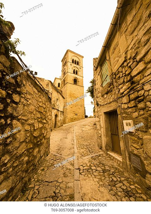 Old Town of Trujillo, medieval town, Caceres Province, Extremadura, Spain, Europe