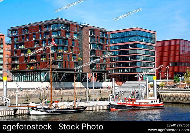 Hafen-City Hamburger Hafen