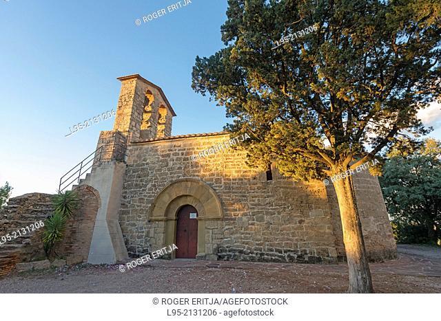 Church of Sant Joan Samora, Spain