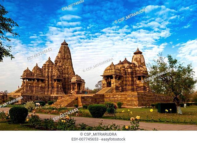 Kandariya Mahadeva Temple, Khajuraho, India, UNESCO heritage