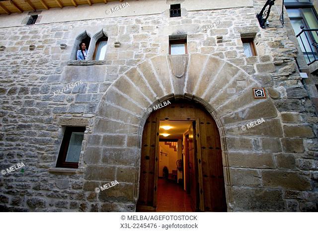 Rural house. Aibar. Navarre. Spain