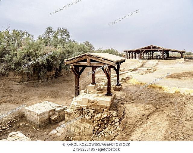 Baptism Site Bethany Beyond the Jordan, Al-Maghtas, Balqa Governorate, Jordan