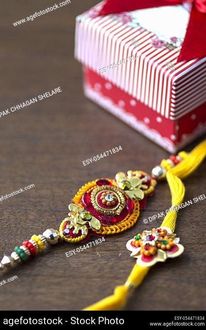Indian festival: Raksha Bandhan, Rakhi