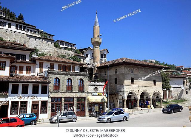 Lead Mosque, Mangalem, Berat, Berat, Albania