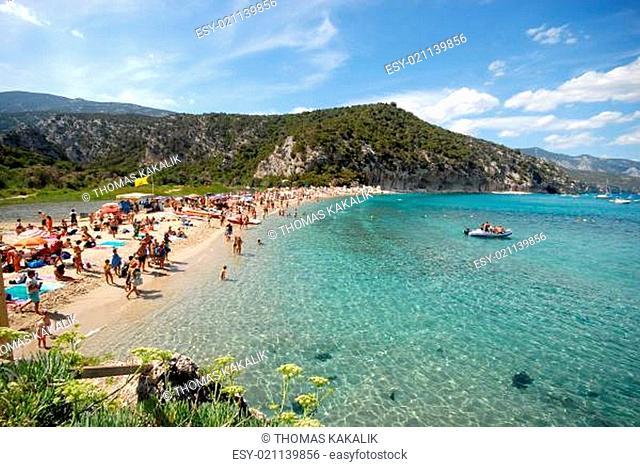 Cala Luna auf Sardinien