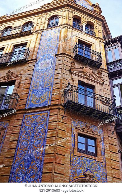 Seville, Andalucia, Spain, Europe