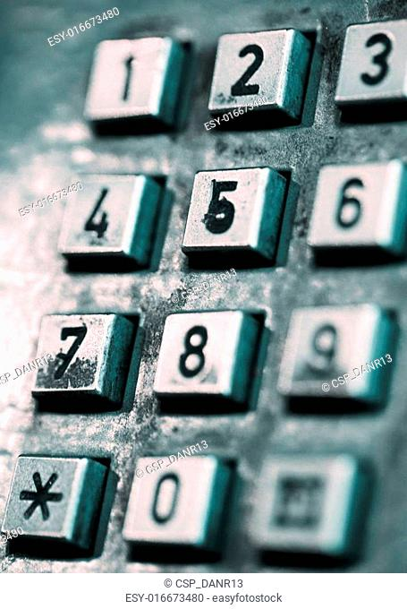Old style telephone Stock Photos and Images | age fotostock