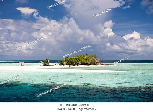 Picnic Island Vashugiri, Felidhu Atoll, Maldives