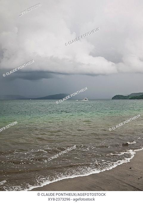 Sea and clouds, Guanacaste, Costa-Rica
