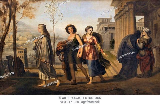 Wiertz Antoine - Gelukkige Tijd 2