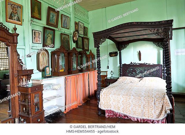 Philippines, Luzon island, Ilocos Sur, Vigan, listed as World Heritage by UNESCO, Crisologo museum
