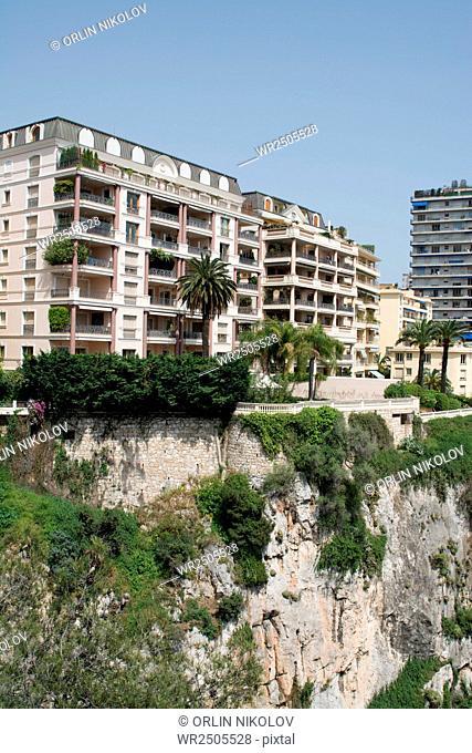 Architecture of Monaco