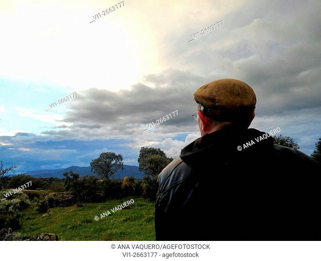 El Encinar, Escurial, Cáceres, Extremadura, España