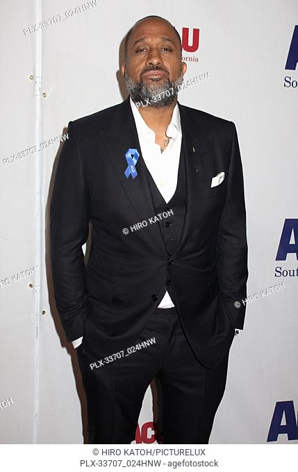 Kenya Barris 11/11/2018 The ACLU SoCal's Annual Bill of Rights Dinner held at The Beverly Wilshire Hotel in Beverly Hills
