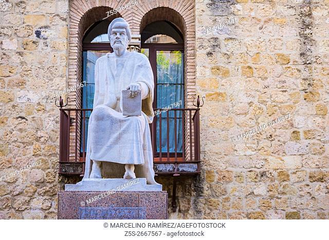"""Memorial. Ibn Rushd, April 14, 1126 â. """" December 10, 1198, full name ʾAbŠ« l-WalÄ«d Muḥammad Ibn ʾAḥmad Ibn Rušd, often Latinized as Averroes"""