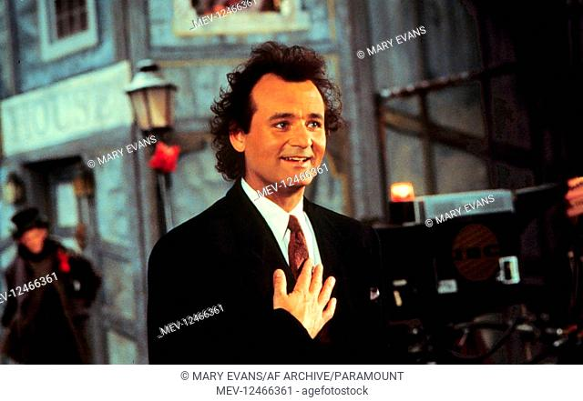 Bill Murray Characters: Frank Cross Film: Scrooged (1988) Director: Scrooged 23 November 1988