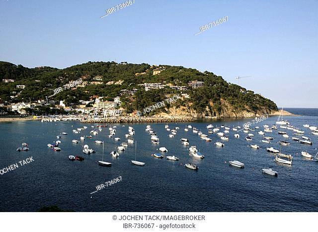 Llafranc, coastal town on the Costa Blanca, Catalonia, Spain