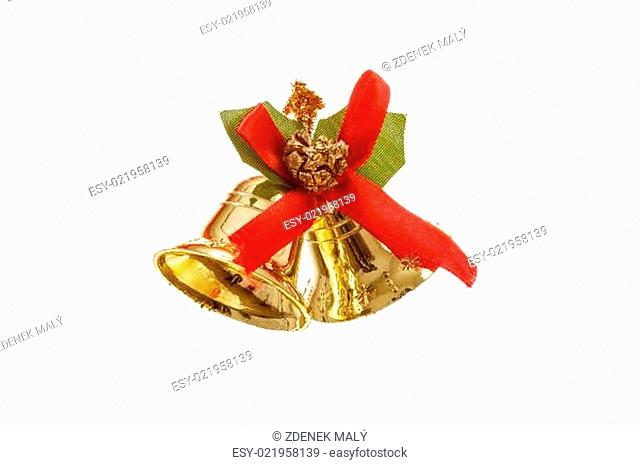 Bells with Christmas decoration