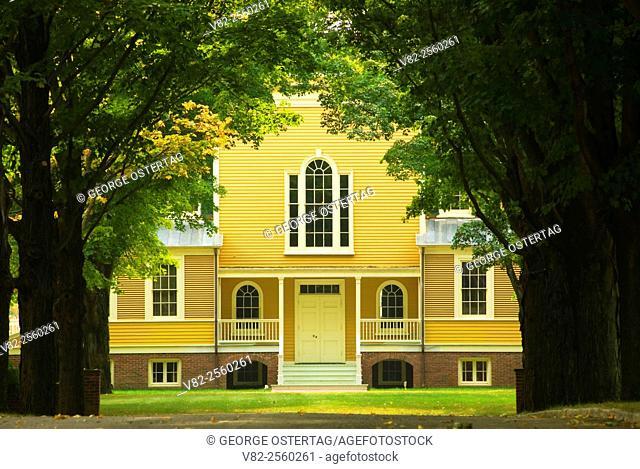 Boscobel House, Boscobel historic site, New York