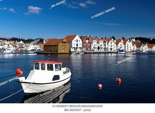 Skudeneshavn, Rogaland, Norway