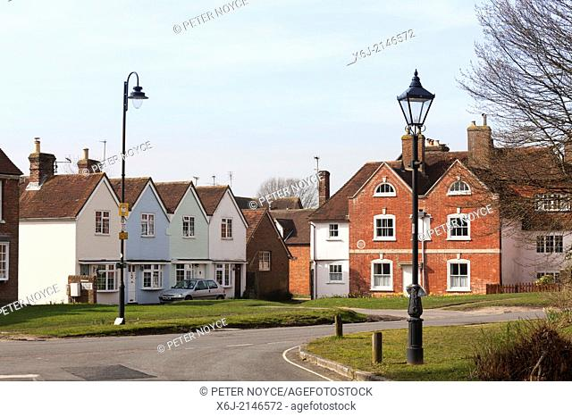 The Spain residential area at Petersfield