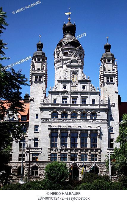 Rathaus zu Leipzig