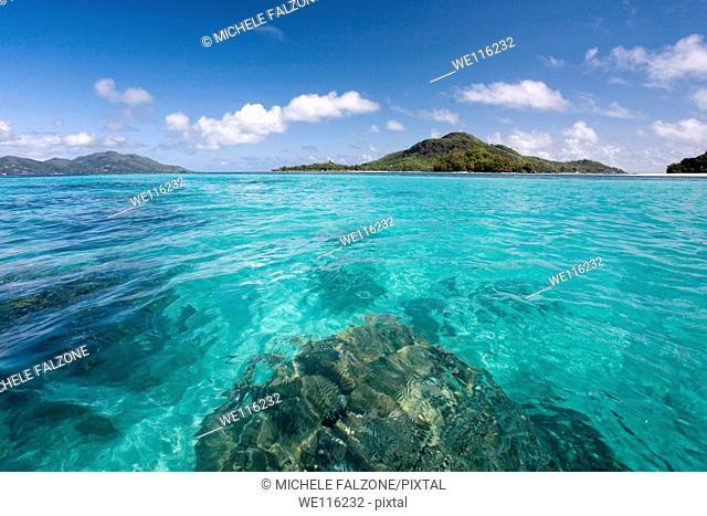 St Anne Marine National Park - Mahe' Island - Seychelles