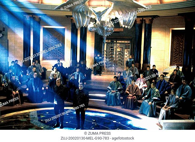 Jan 30, 2002; Hollywood, CA, USA; Scene from the thrilling sci-fi adventure 'Star Trek' Nemesis directed by Stuart Baird