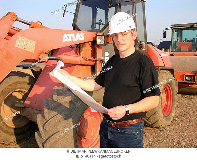 Workman, foreman