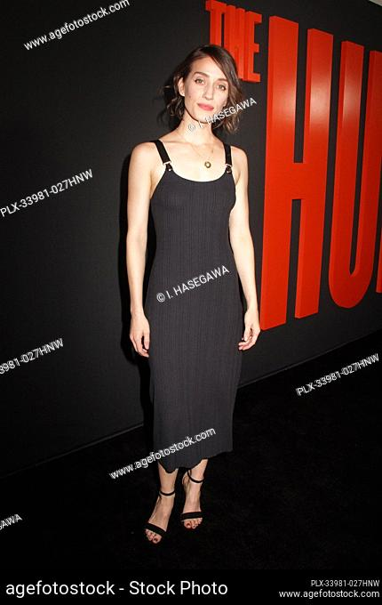 "Teri Wyble 03/09/2020 The Special Screening of """"The Hunt"""" held at The ArcLight Hollywood in Los Angeles, CA. Photo by I. Hasegawa / HNW / Picturelux"
