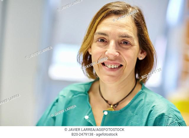 Gynecologist, ARU, Assisted Reproduction Unit, In Vitro Fertilisation, Intra Cytoplasmic Sperm Injection, Hospital Donostia, San Sebastian, Gipuzkoa