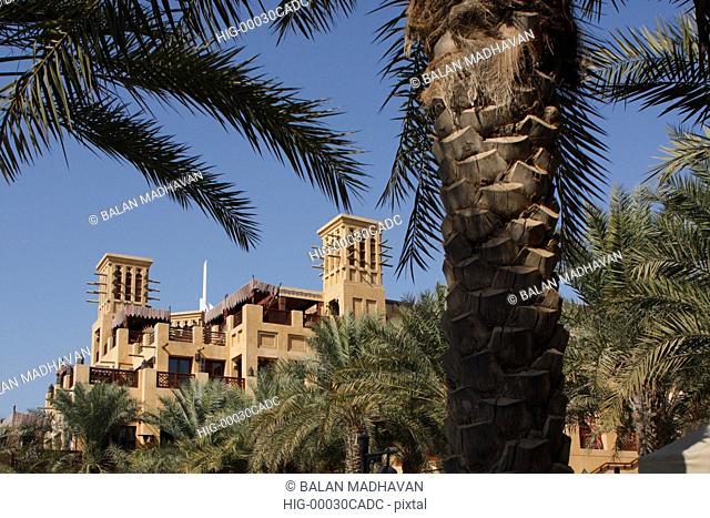 MADINAT JUMEIRAH HOTEL IN DUBAI